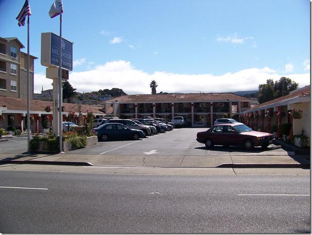 San Francisco - Millwood Inn szállás
