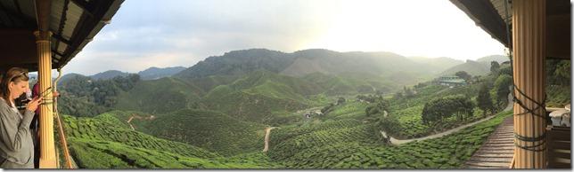 Camron Highland panorama